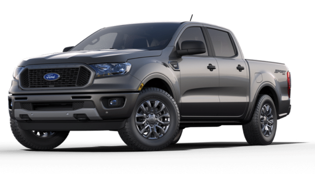 New 2019 Ford Ranger XLT Truck for Sale in Oneonta NY